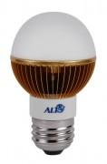 ALTLED Asteria V3 G19 7W Tropfenlampe, (ca.40W), warmweiß,E27,Cree