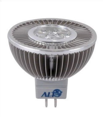 ALTLED Asteria V3 MR16, 7W, GU10,ww 38°  - Cree